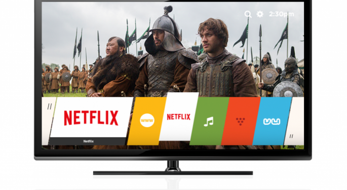 Raymond James Says Apple's Streaming Plans Are 'More Incremental Than Revolutionary,' Which Is A Good Thing For Netflix