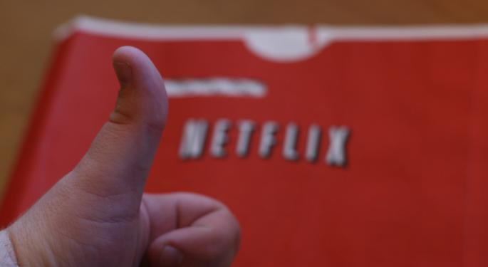 Expect A Positive Inflection Heading Into Netflix's Q2