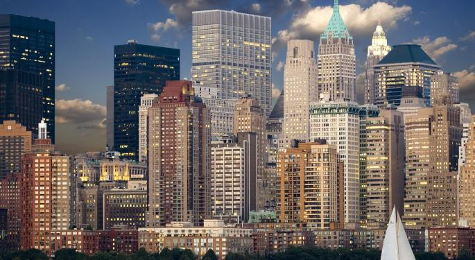 Getting Regional With REITs In This New ETF
