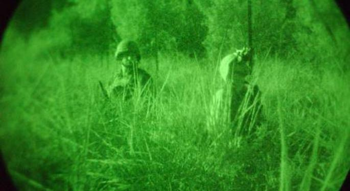 Elbit Systems To Buy Harris Night Vision For $350M