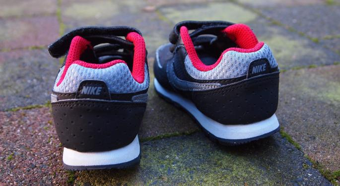 Nike's Guidance Remains Aggressive Relative To Futures Orders
