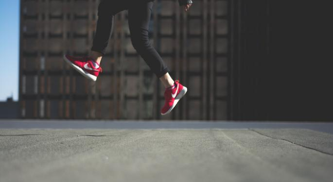 Nike Appears To Be Finally Turning The Corner; China Spurs Growth