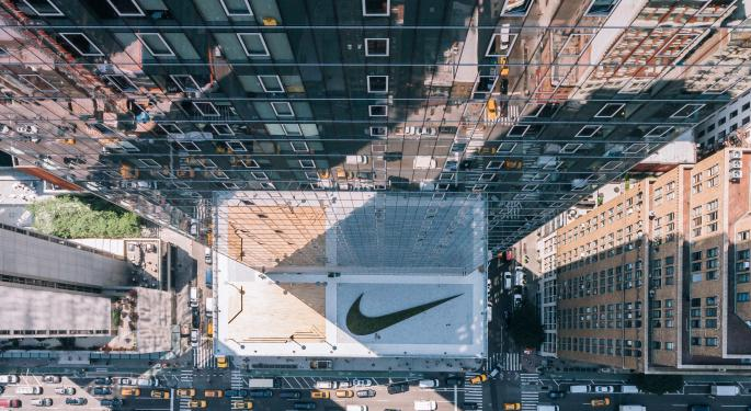 Nike Set For North American Sales Growth, Says Wedbush Analyst