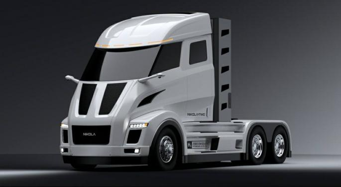 Nikola World 2019: Photos From The Unveiling Of The Hydrogen-Electric Truck