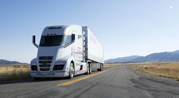 Additional Suppliers Reveal Investments In Nikola's Fuel Cell-Electric Trucks