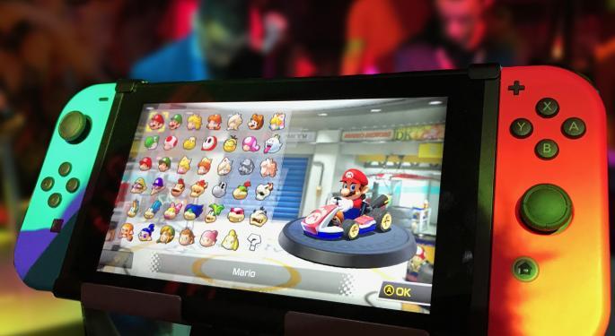 Analysts Hesitant To Pick Up Nintendo As Hardware Sales Slow