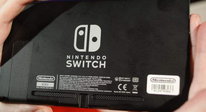 Are Nintendo Shares Still Plagued By Overdone Bull Run In 2016?