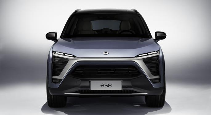 Has Nio Turned A Corner With Q3 Delivery Beat?