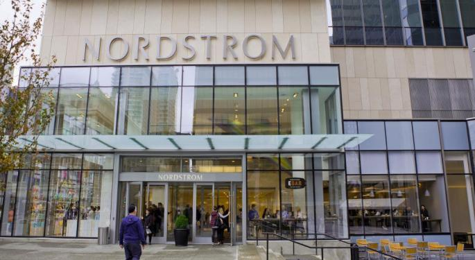 Department Stores Pop On Latest News Of Nordstrom Take-Private Deal