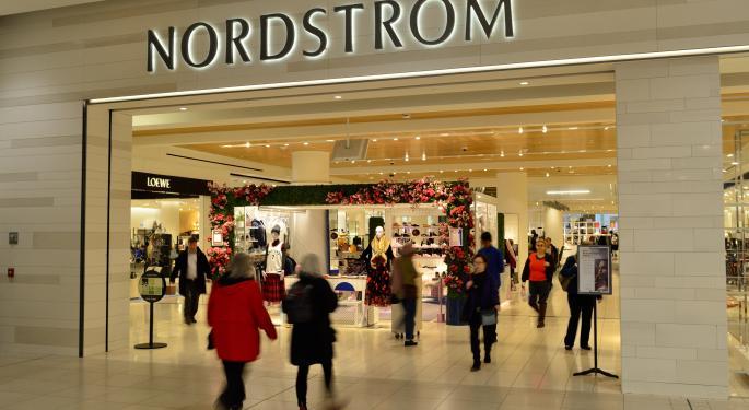 Nordstrom's Post-Q1 Selloff 'Overdone,' Deutsche Banks Says In Upgrade