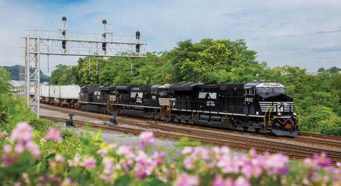 After A Strong Quarter, Norfolk Southern Management Asked: Why Aren't You More Like CSX?