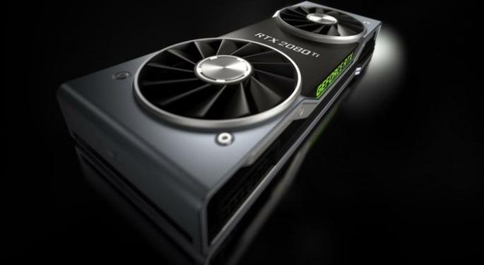 Morgan Stanley's Bull Case For Nvidia Unchanged By Near-Term Concerns