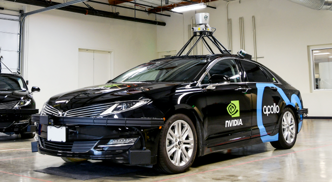 Which Chipmaker Leads The Autonomous Driving Space?