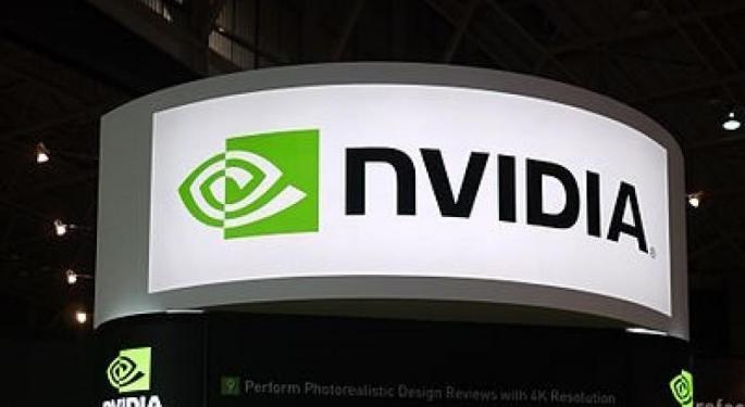 Nvidia Soars After Big Q1 Beat