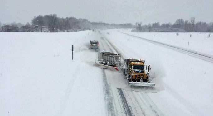 Blizzard Could Slam Interior Northeast As Spring Begins