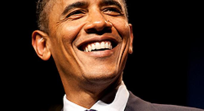 Obama Beats Romney; Futures Pare Losses