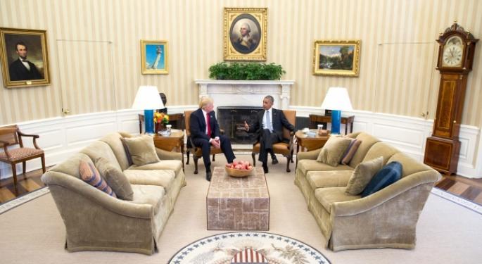 Optimism In MLPs: U.S. Elections A Huge Positive