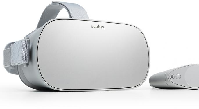Facebook's Oculus: It's Getting Real