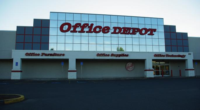 Office Depot Nasdaq Odp Buy For The Turnaround Stay For The