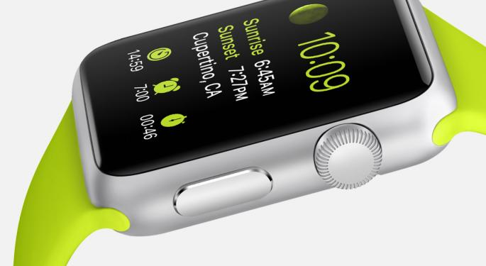 Oppenheimer: Apple Watch Will Lead Sales, Price Higher