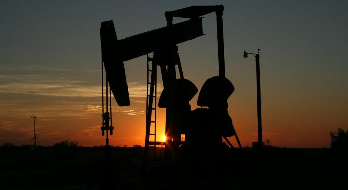Oil Pumps Higher On Surprise 3.8 Million Barrel Draw In Oil Inventory