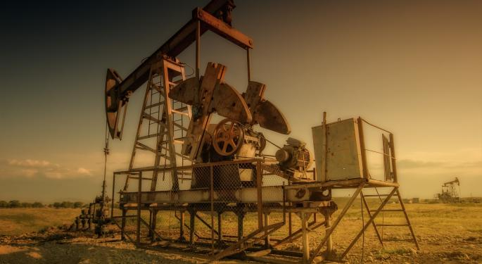 Oil Prices May Be Rising But It Isn't Showing Up As Increased Activity In The Field