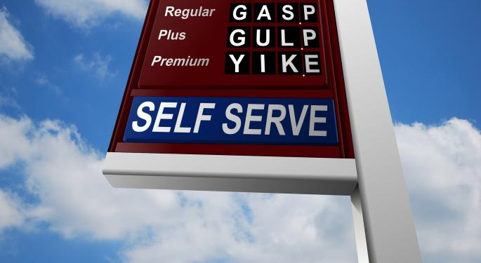 Gas Prices Skyrocket Overnight, Makes Travel 'Cringe-Worthy' For Drivers