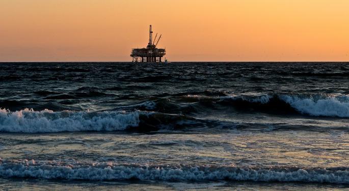 Apache Stock Settling After Huge Spike On Suriname Oil Find