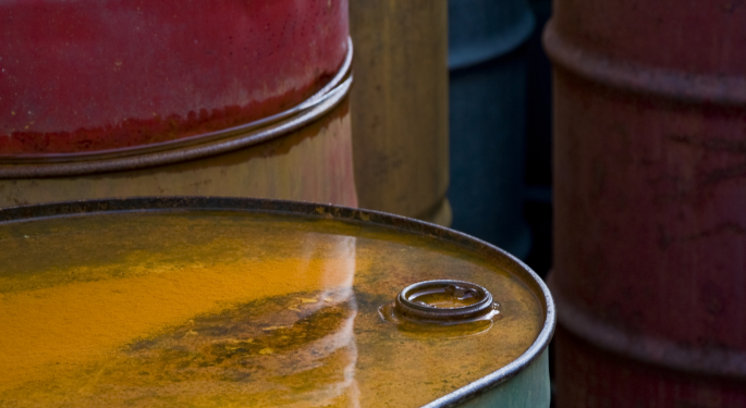 Will Oil Be The Best Investment Of 2015?