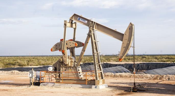 Energy Rebound Sparks Leveraged ETF Action