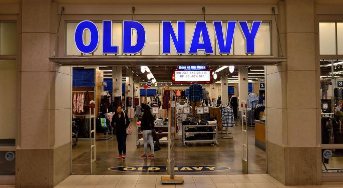 Analysts React To Gap's Q3 Earnings Beat, Target Taking Market Share From Old Navy