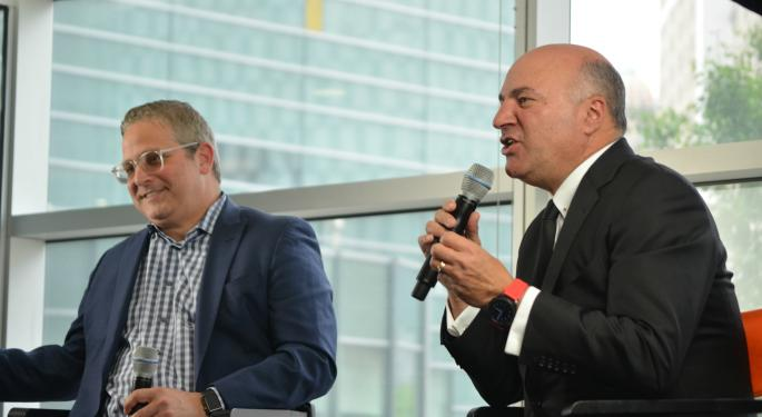 Kevin O'Leary's O'Shares Is Planning Five New ETFs, Including AI And Robotics Growth Funds