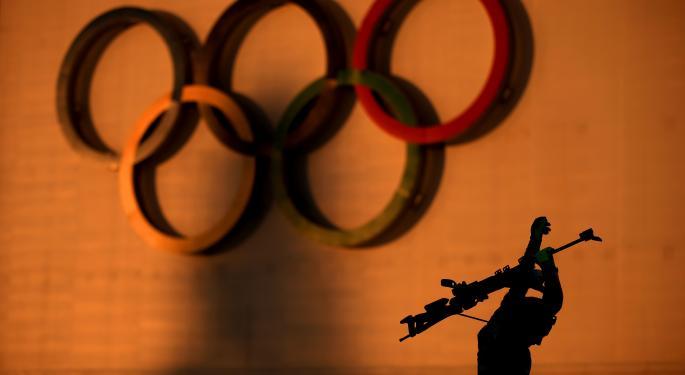 Olympics Gambling Coming To Vegas In 2016