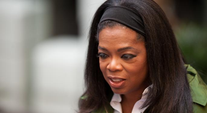 Oprah Sheds Stake In Weight Watchers, Remains 'Committed' To The Company