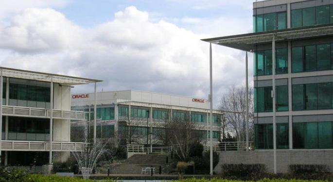 Analysts Respond To Oracle's Q1 Earnings: 4 At Buy, One Remains Underperform