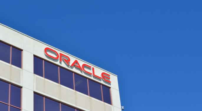 Oracle Shares Fall, Analysts Tepid After Shaky Q1 Print