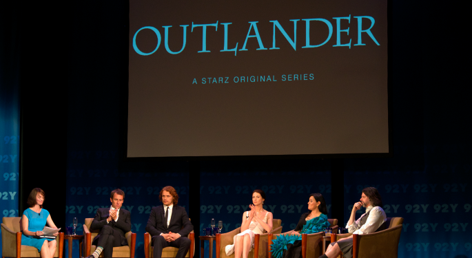 Starz Re-Brands As Acquisition Rumors Continue To Swirl