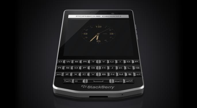 BlackBerry Sale Now Less Likely In Near-Term, Wells Fargo Says
