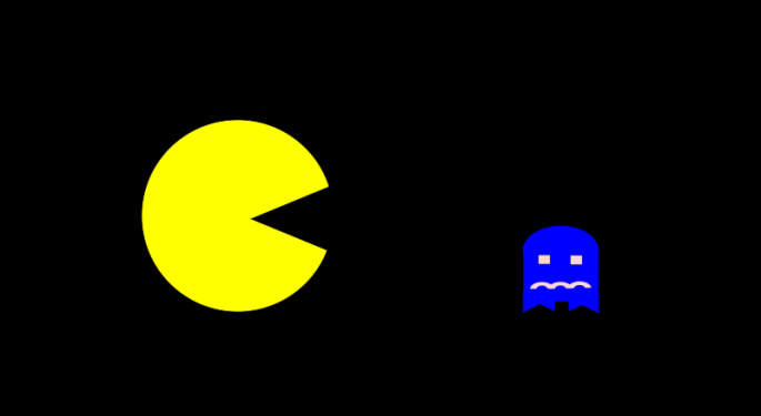 Pac-Man Sliding In Your DMs: FB's Messenger Gets Its Game On