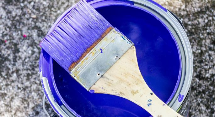This Is Why Sherwin-Williams Shares Could See 15% Upside In The Next Year