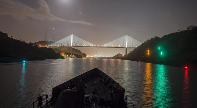 Panama Canal Authority Suspends Latest Draft Restrictions On Ships