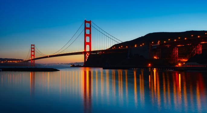 The Golden Gate To The Golden State Of Fintech