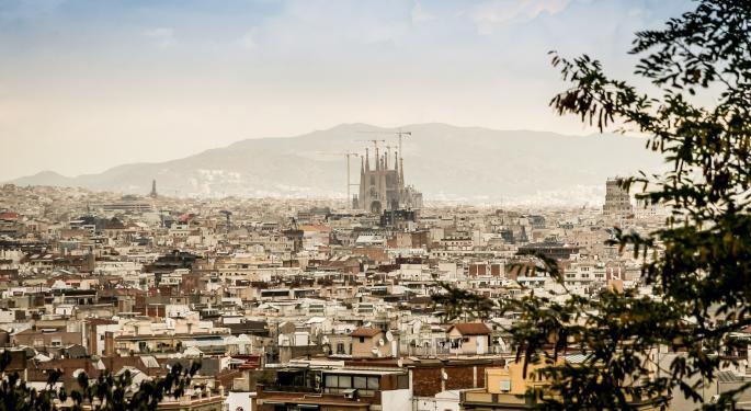 Politics Pressure Spain ETFs