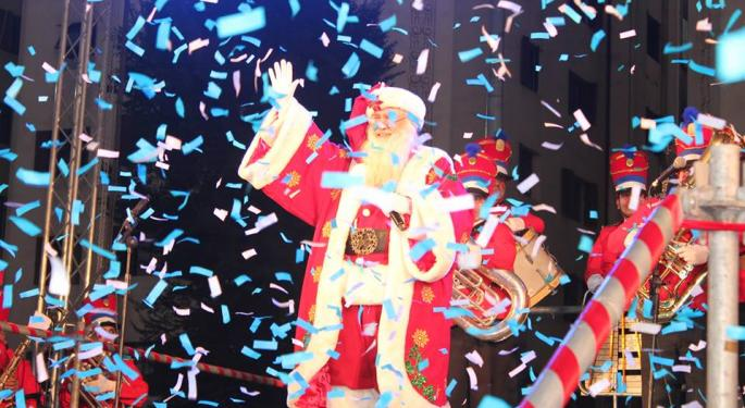 5 Things To Consider When Preparing For A Santa Claus Rally