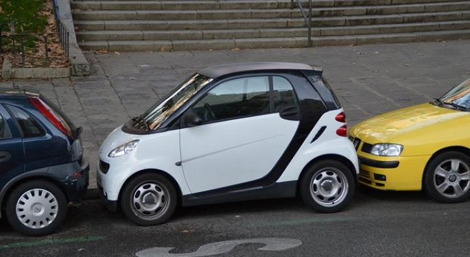The Chinese Smart Car Market Is Heating Up