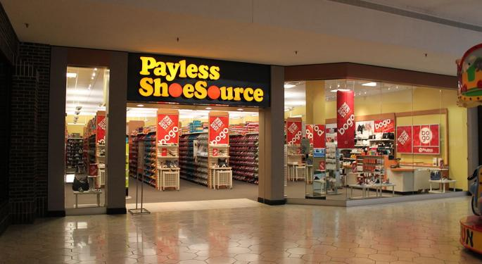 Is There Life After Bankruptcy For Payless?