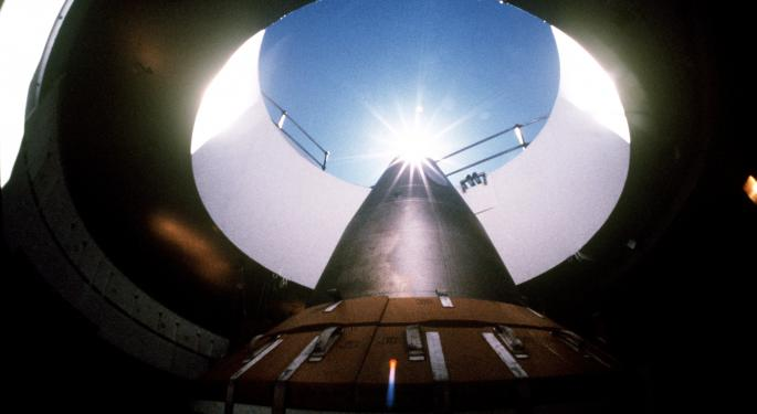 Pentagon Gives Boeing, Northrop Grumman Nearly $700 Million To Develop Next-Gen ICBMs