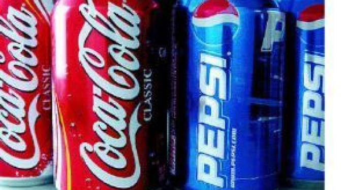 No Coke... Pepsi! Goldman Sachs Agrees With The Greeks