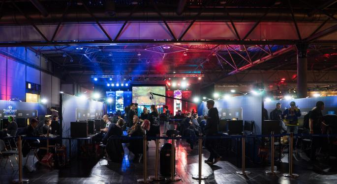 The Esports ETF Continues To Benefit From Shifting Video Game Industry