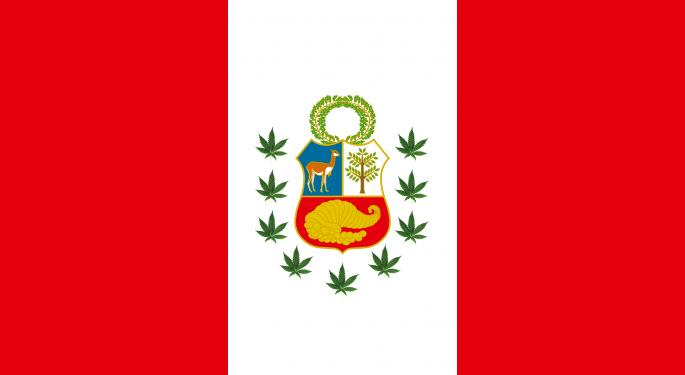 The Week In Cannabis: Peru Rolls Out Sales, Uruguay Updates Rules, MLB Stops Testing Players, Canopy Hires New CEO
